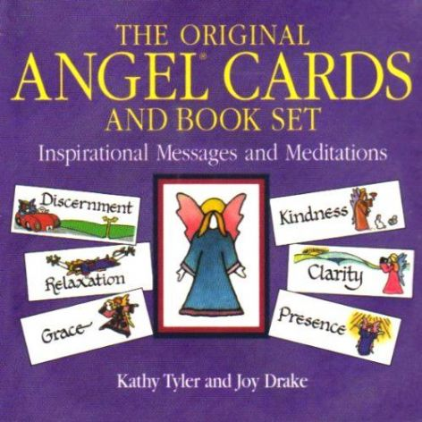 Kathy Tyler & Joy Drake - The Original Angel Cards & Book Set - Expanded Edition